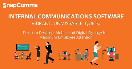 Internal Communication Strategy Example | SnapComms